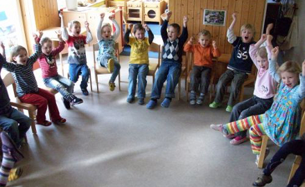 Die Kindergartenplätze in den Tagesstätten werden zum großen Teil aus Mitteln der Gemeinde finanziert Foto (c) DRK-Hildesheim-Marienburg