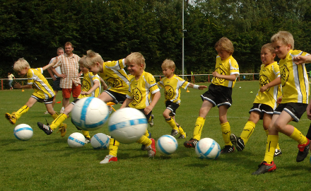 Jugendarbeit in Schellerter Vereinen Foto (c) Schlittenbauer