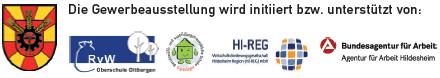 Die Gewerbeschau 2014 in der Richard-von-Weizsäcker-Schule Ottbergen wird initiert bzw. unterstützt von: