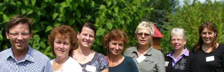 Die Mitarbeiter der Senioren- und Pflegestützpunkte in Hildesheim und Alfeld vertreten sich gegenseitig. Foto (c) Stender/Landkreis Hildesheim