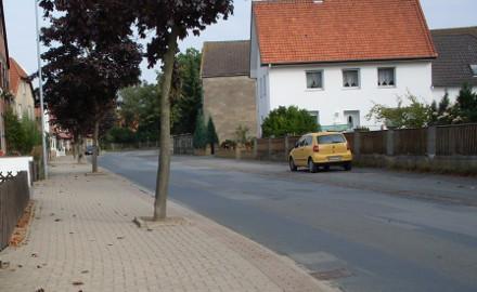 Die Nieders. Landesbehörde für Straßenbau und Verkehr schreibt Vermessungsarbeiten in Oedelum aus Foto (c) Gemeinde Schellerten