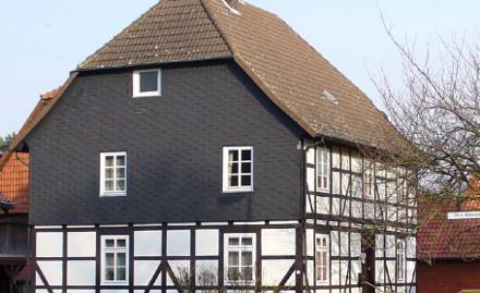 Die Gemeindeheimatpflege organisiert am 12.03.2016 im Rathaus der Gemeinde Schellerten ein Seminar über die Fachwerkhäuser in der Gemeinde - Foto (c) Gerda Mayer