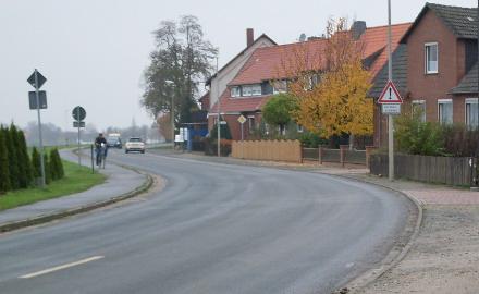 Die Nieders. Landesbehörde für Straßenbau beabsichtigt, die Ortsdurchfahrten der L475 in den Ortschaften Dinklar, Farmsen und Dingelbe zu sanieren Foto (c) Gemeinde Schellerten