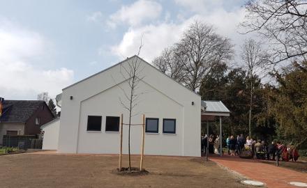 Die nächste Sitzung des Ortsrates Kemme findet im ev.-luth. Gemeindezentrum, St.-Georgs-Weg in Kemme statt - Foto (c) Gemeinde Schellerten
