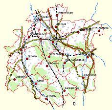Externer Link: Die Gemeinde Schellerten in der Kreiskarte des Landkreises Hildesheim -GoogleMaps-