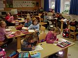 Unterricht in der Grundschule Ottbergen