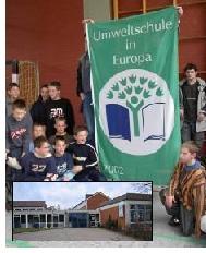 Richard-von-Weizsäcker-Schule Ottbergen: Umweltschule in  Europa