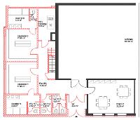 Ausschreibung Klosterhalle Ottbergen Plan