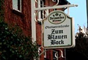 Gaststätte Zum Blauen Bock, Ortschaft Schellerten