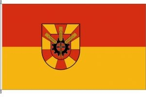 Flagge der Gemeinde Schellerten