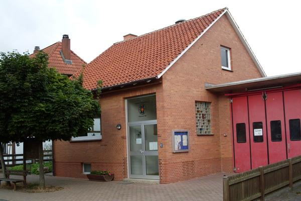 Die nächste Sitzung des Ortsrates Kemme findet im Feuerwehrhaus, Mittelstraße in Kemme statt - Foto (c) Gemeinde Schellerten