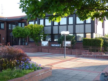 Rathaus der Gemeinde Schellerten (Foto: Lindinger)