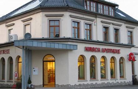 Die Hirschapotheke an der Berliner Straße in Schellerten ist in den Hildesheimer Apothekennotdienst eingebunden.