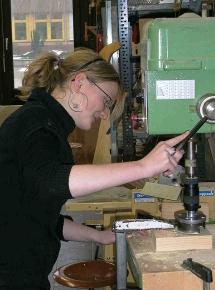 Berufewelt - Arbeit hat Gesichter: Gewerbeschau am 09.04.2011 in der Richard-von-Weizsäcker-Schule