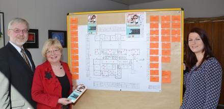 Berufewelt - Arbeit hat Gesichter: Gewerbeschau in der Richard-von-Weizsäcker-Schule