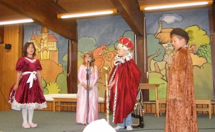 Theatersommerfest an der Bördeschule Dinklar (Foto: Maxen)