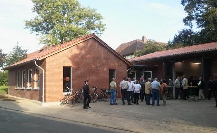 Feuerwehrhaus Garmissen-Ahstedt (Foto: Lindinger)