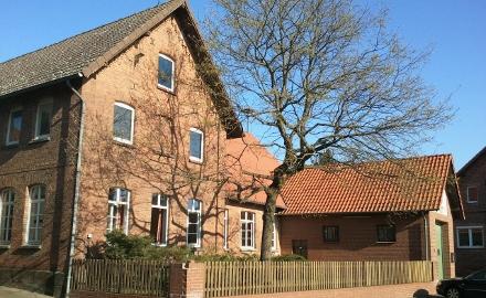 Die Ortsfeuerwehr Oedelum ist im Dorfgemeinschaftshaus der Ortschaft beheimatet Foto (c) Lindinger / Gemeinde Schellerten