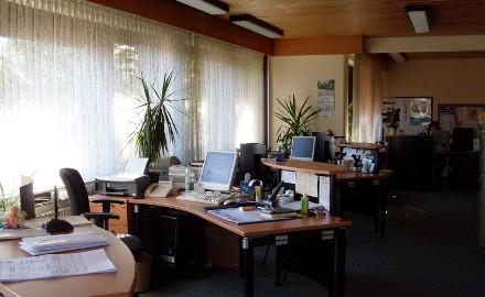 Büro im Rathaus Foto (c) Gemeinde Schellerten